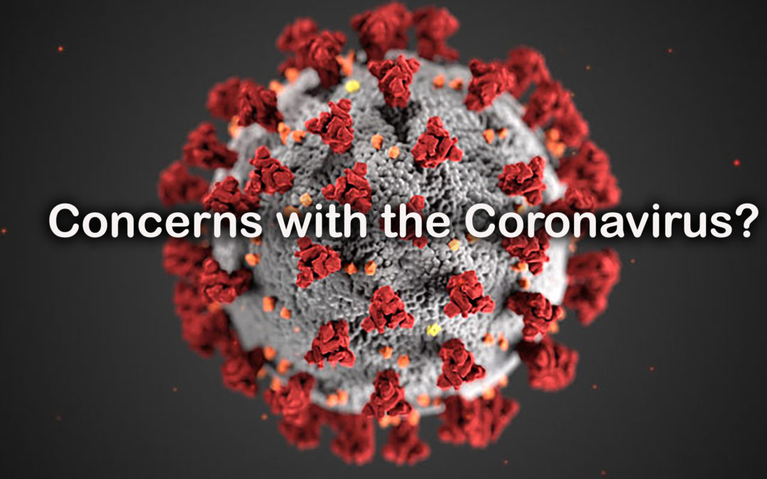 We understand your traveling concerns with the Coronavirus emergency, and we want to help.