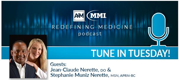 Redefining Medicine features Husband and Wife duo